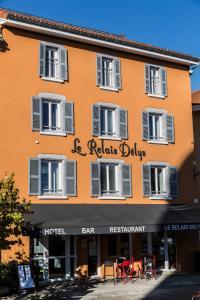 Le Relais Délys, Szállodák  Saint-Rémy-sur-Durolle - big - 26