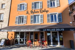Le Relais Délys, Szállodák  Saint-Rémy-sur-Durolle - big - 23