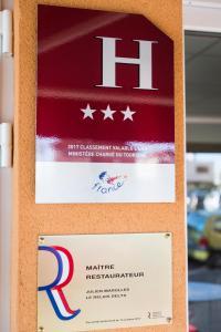 Le Relais Délys, Отели  Saint-Rémy-sur-Durolle - big - 26