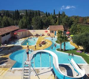 Location gîte, chambres d'hotes Camping Le Dolium dans le département Gard 30