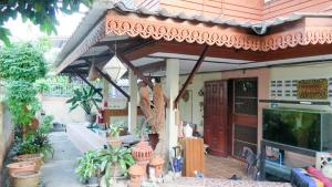 Kaewhouse Homestay - Ban Bang Pi