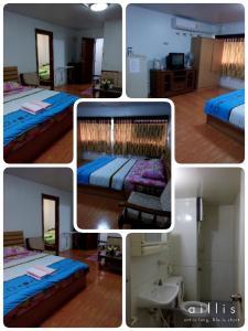 Condo Mueng Thong By Nuanlaong, Apartments  Ban Bang Phang - big - 1