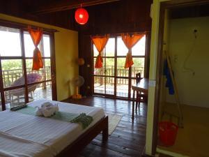 Ratanakiri Paradise Hotel & SPA, Отели  Banlung - big - 13