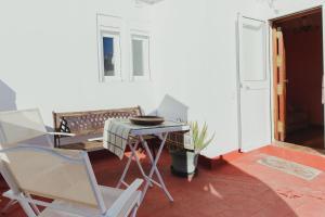 Ático del Marinero, Apartmány  Cádiz - big - 5