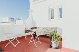 Ático del Marinero, Apartmány  Cádiz - big - 11