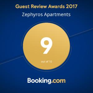 Zephyros Apartments, Апартаменты  Мадрия - big - 75
