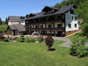 Pension an der Kahlquelle - Flörsbachtal