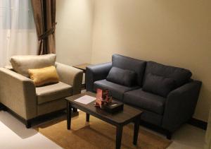 Drr Ramah Suites 7, Aparthotely  Rijád - big - 39