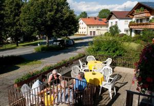Landhotel-Gasthof-Schreiner, Penzióny  Hohenau - big - 11