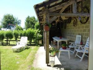 House Pilatte, Case vacanze  Pécorade - big - 13