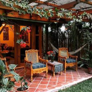 Casa Solhana., Dovolenkové domy  Panajachel - big - 1