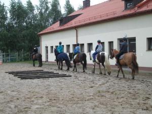 Accommodation in Krzyżewo