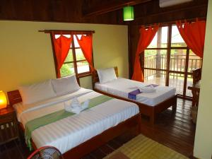 Ratanakiri Paradise Hotel & SPA, Отели  Banlung - big - 26
