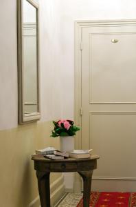 Hotel Villa Rivoli, Hotely  Nice - big - 38