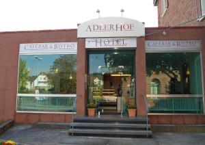Hotel Adlerhof - Gamburg