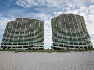 Turquoise Place 2405C, Apartmány  Orange Beach - big - 22