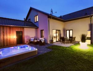 Ferienhaus LOUNGE HOUSE - Lebbin