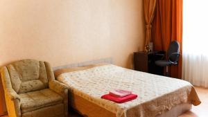 Apartment on Suvorova 25, Apartmanok  Kaluga - big - 19