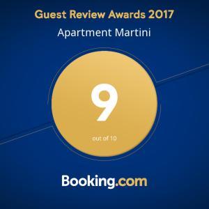 Apartment Martini