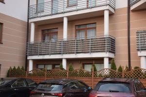 Apartament Willa Park Dziwnow