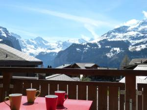 Chalet Bella Vista 6 - Apartment - Wengen