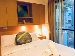 Taipei Nihow Apartment, Appartamenti  Taipei - big - 83