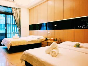 Taipei Nihow Apartment, Appartamenti  Taipei - big - 30