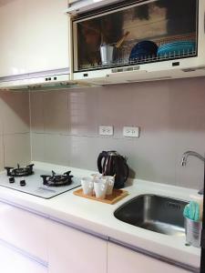 Taipei Nihow Apartment, Appartamenti  Taipei - big - 82