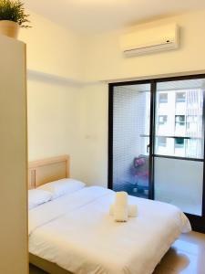 Taipei Nihow Apartment, Appartamenti  Taipei - big - 76