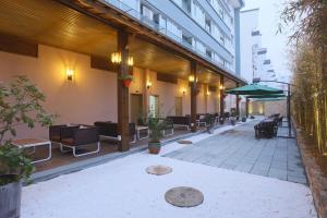 Tongxiang Wuzhen Shangjin Hotel, Hotels  Wujiaqiao - big - 22