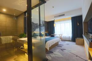 Tongxiang Wuzhen Shangjin Hotel, Hotels  Wujiaqiao - big - 9