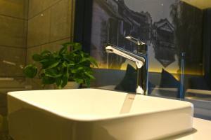 Tongxiang Wuzhen Shangjin Hotel, Hotels  Wujiaqiao - big - 21