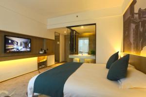 Tongxiang Wuzhen Shangjin Hotel, Hotels  Wujiaqiao - big - 20