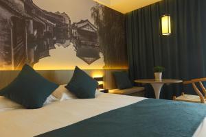 Tongxiang Wuzhen Shangjin Hotel, Hotels  Wujiaqiao - big - 19