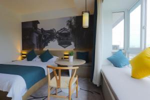 Tongxiang Wuzhen Shangjin Hotel, Hotels  Wujiaqiao - big - 10