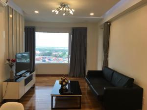 Nancy Thuy Tien Apartment 1311, Апартаменты  Вунгтау - big - 4