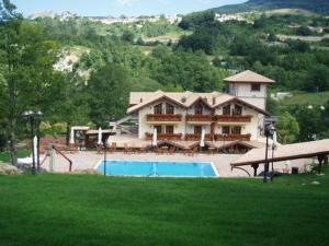 Hotel Villa Danilo, Hotely  Gamberale - big - 37