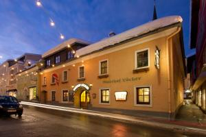 Gasthof - Restaurant Löcker - Hotel - Radstadt