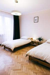 Quiet apartment in Sopot