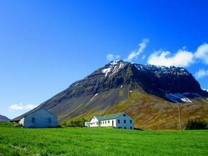 . Guesthouse Kirkjubol in Bjarnardalur
