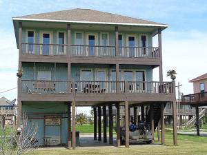 The Sandy Cork Home - Port Bolivar