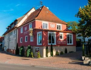Landhotel Restaurant zur Krone - Eichstetten