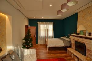 Villa Berberi, Апартаменты  Тирана - big - 51