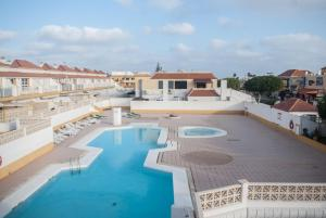 Sunny Centrical Apartment in Los Amigos, Caleta de Fuste