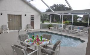 Shady Oak House 393, Дома для отпуска  Давенпорт - big - 6