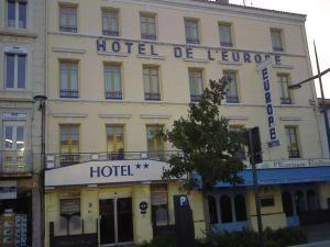 obrázek - Hôtel de L'Europe