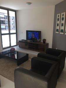Barra da Tijuca RJ - Unique Flats, Aparthotels  Rio de Janeiro - big - 4