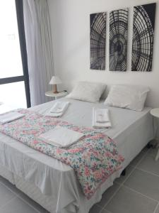 Barra da Tijuca RJ - Unique Flats, Aparthotels  Rio de Janeiro - big - 5