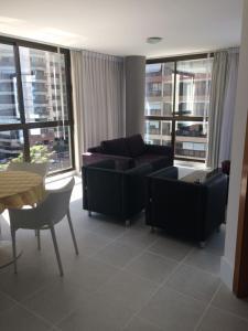Barra da Tijuca RJ - Unique Flats, Aparthotels  Rio de Janeiro - big - 8