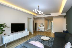 Wondroom Design Apartment (The Bund), Апартаменты  Шанхай - big - 9